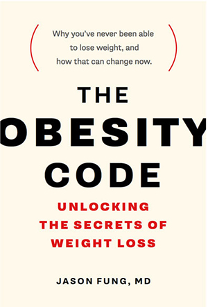 The Obesity Code Cover